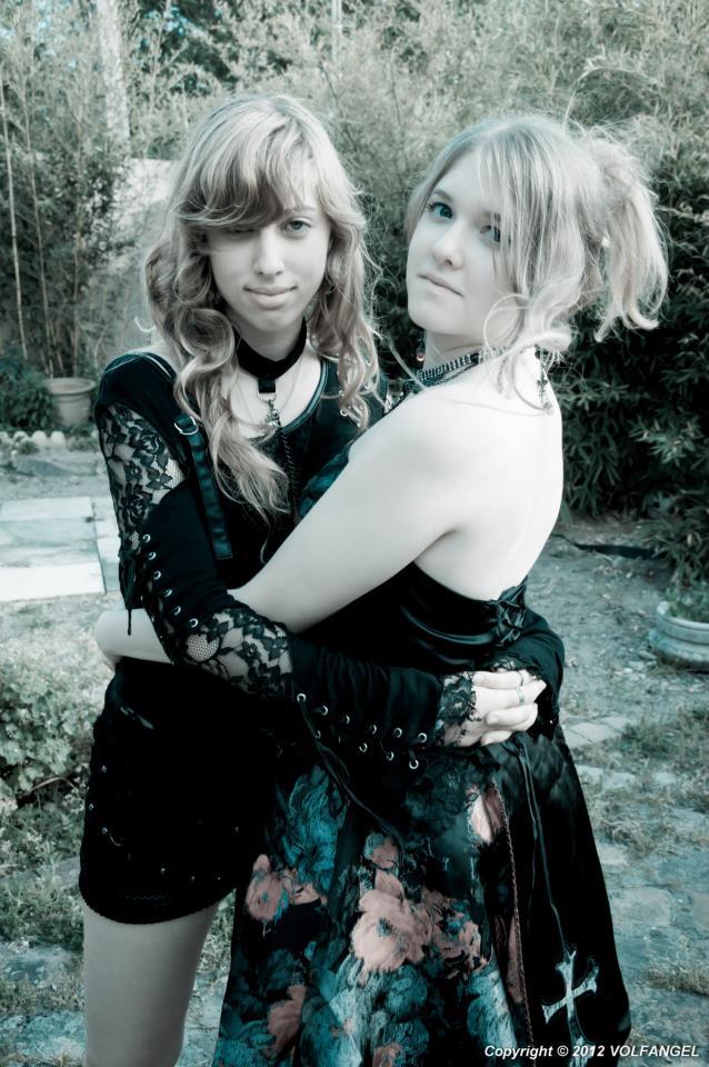 Camille et Lauranne